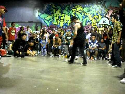 "Footwork Fanatics VS Concrete Allstars ""illn Empire strikes back"""