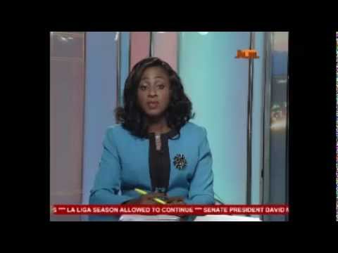 Network News with Rhoda Oboh - 9:00pm Friday 5/15/2015
