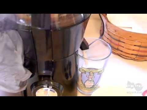 Hamilton Beach Big Mouth Juice Extractor