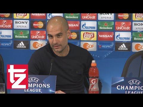 Pep Guardiola: Liebeserklärung an Philipp Lahm - CL-Halbfinale - FC Bayern vs. Atlético Madrid