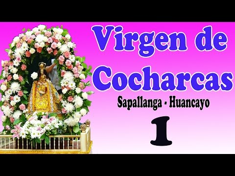 VIRGEN DE COCHARCAS 2014 - SAPALLANGA - NEW YORK