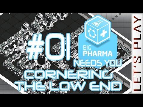 Big Pharma #01 [Hyperthyroidism] Cornering the Low End - Let's Play