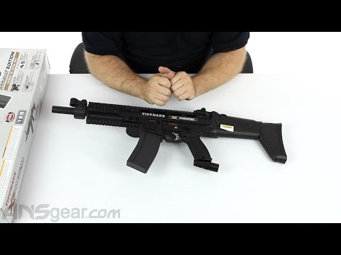 Tippmann X7 Phenom Assault Electronic Paintball Gun - Review