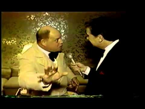 Don Rickles Regis Philbin Atlantic City 80 s