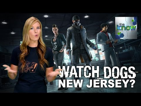 Watch Dogs Taking On New Jersey? - The Know klip izle