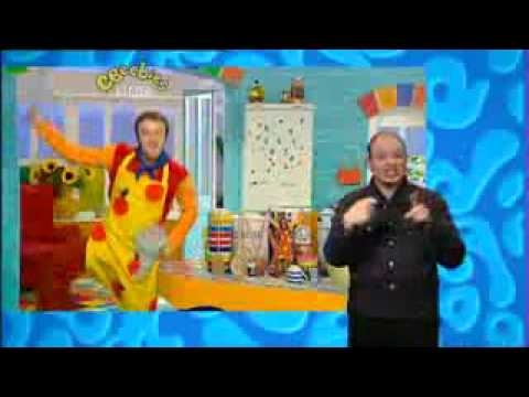 Cbeebies   Big Cook Little Cook   Cleanup Song video