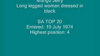 Watch Mungo Jerry Long Legged Woman Dressed In Black video