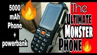 KECHAODA K112 🔥 full review | the Monster Phone |