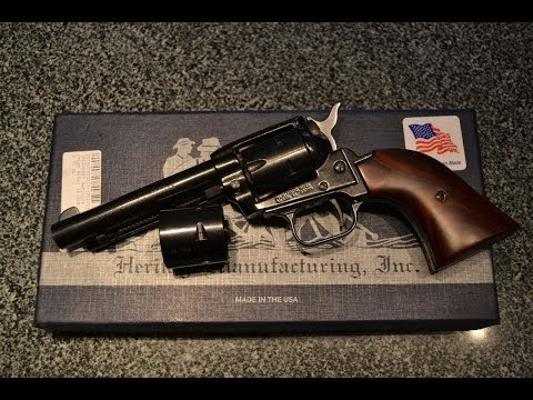 .22 Single Action Revolver (Rough Rider) by Heritage Arms