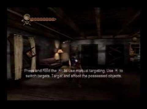 Evil Dead: Regeneration Intro