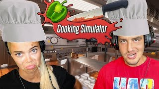 ИВАНА МИ ГОТВИ! COOKING SIMULATOR!