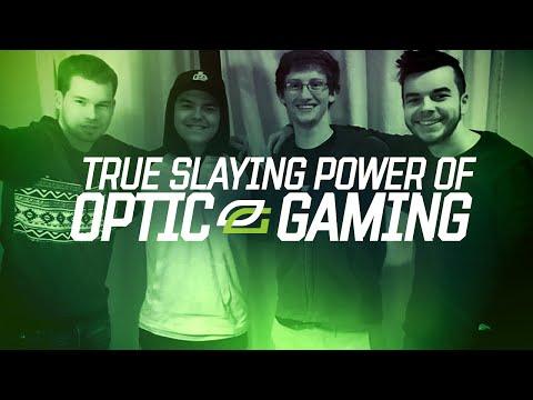 True Slaying Power of OpTic Gaming