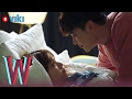 W   EP 7 | Lee Jong Suk & Han Hyo Joo Cuddling In Bed