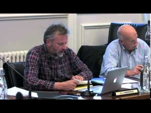 Dunedin City Council - Infrastructure Services Committee - Sept 2 2014