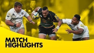 Play-offs - Northampton Saints vs Leicester Tigers - Aviva Premiership Rugby 2013/14