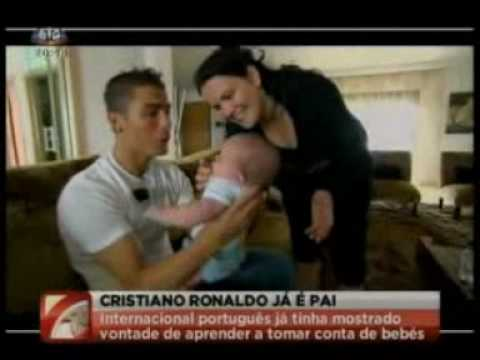 Cristiano Ronaldo is a Dad - EXCLUSIVE REPORT