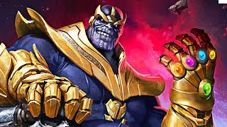 Top 10 Most Powerful Marvel Characters