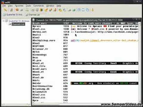 Grundlagen: Internet Relay Chat (IRC) (Teil 3 von 5)