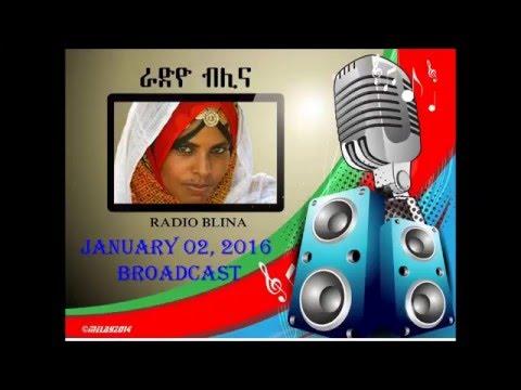 RADIO BLINA - JANUARY 02, 2016 BROADCAST