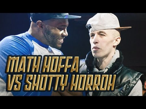 DON'T FLOP - Rap Battle - Math Hoffa Vs Shotty Horroh