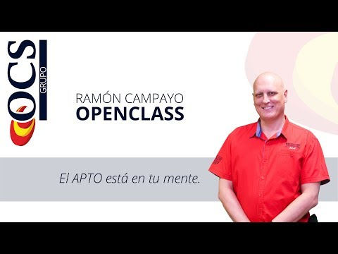 Ramón Campayo - El apto está en tu mente   Grupo OCS Openclass