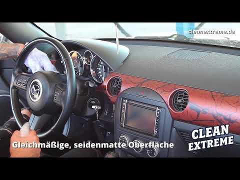 Auto Innenraumreinigung - Innenreiniger