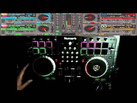 Mini Set - EDM - Numark Mixtrack Quad
