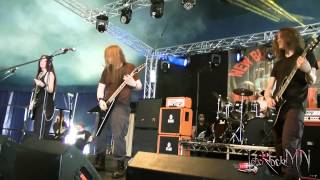 Incipit, Cursed, Bloodstock 2015