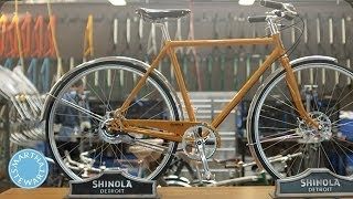 Shinola | American Made Honoree⎢Martha Stewart