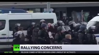 'Islam is invading': Pegida rallies sweep across Europe