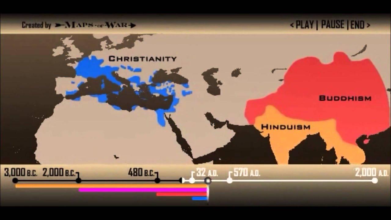 Major religious groups