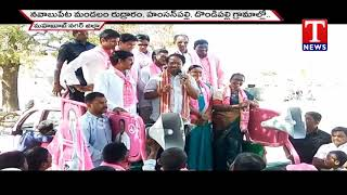 Minister Laxma Reddy Speech - Election Campaign - Mahabubnagar Dist  live Telugu - netivaarthalu.com