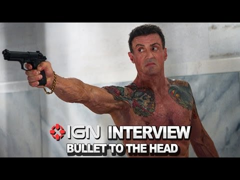 Bullet to the Head - IGN Interviews Sylvester Stallone and Co.