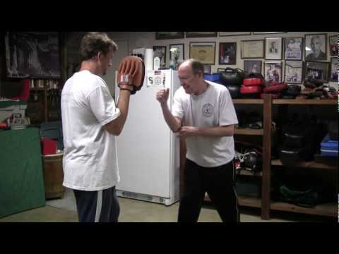Basic Interception in Jeet Kune Do with Tim Tackett Image 1