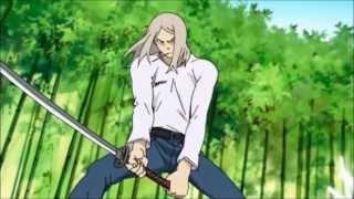 Mifune Infinite Sword Technique RWBY