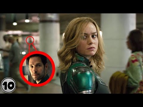 Top 10 Easter Eggs You Missed In The Captain Marvel Full online