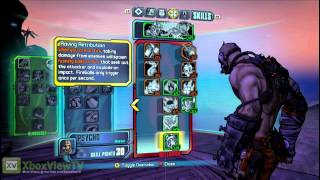 Borderlands 2 | Krieg the Psycho DLC Launch Trailer [EN] (2013) | HD