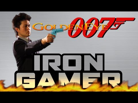 Iron Gamer - GoldenEye 007 - TGS