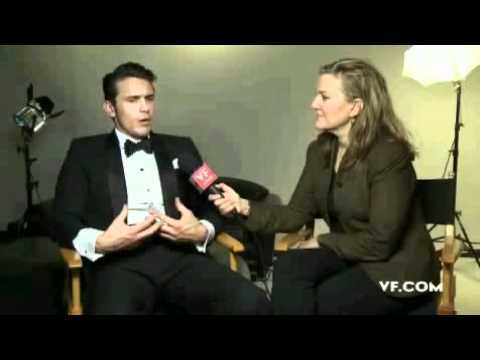 Interview w/ James Franco for 'Vanity Fair' Hollywood Issue Cover /Jan 2011