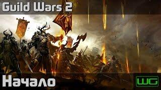 Guild Wars 2 - Начало пути. Прокачка до 80.
