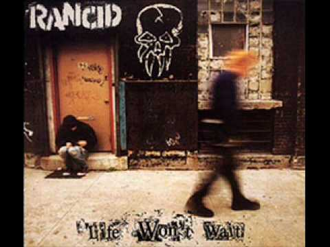 Rancid - Black Lung