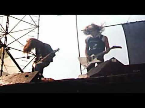 Metallica Radio Interview 1986 w/ Cliff Burton [Part 1 of 4]