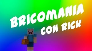 Minecraft.Bricomania EP1 # Mesa de crafteo