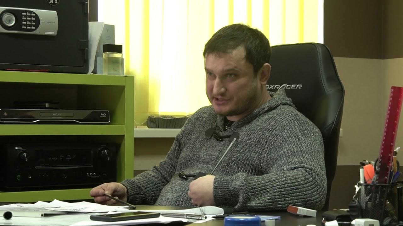 Сергей Перцев. Генеральный директор телеканала М1. Анонс.