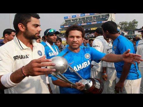 Virat Kohli has same aura as Sachin Tendulkar says Brett Lee
