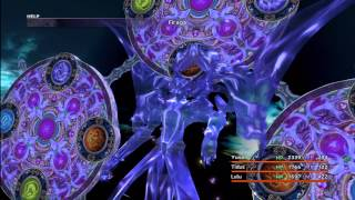 Final Fantasy X HD Remaster - Seymour Omnis Boss Battle (The Destination of Hatred Trophy)