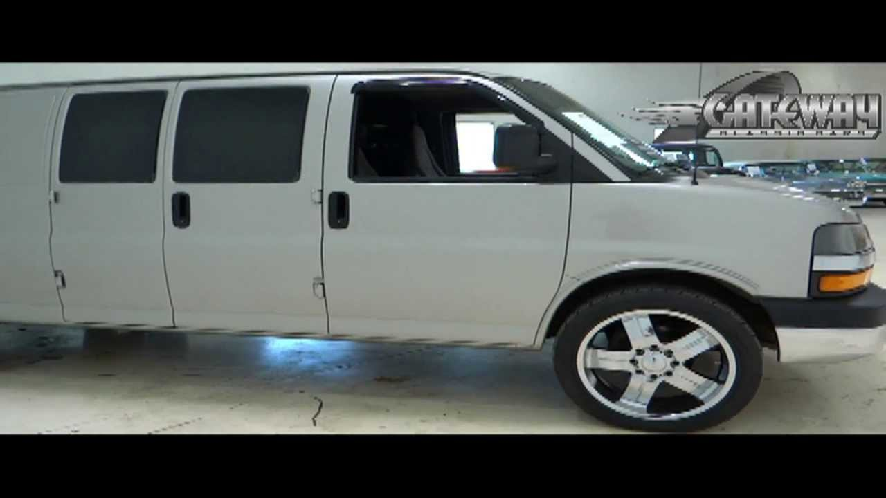 Displaying 19> Images For - Custom Chevy Express Van...