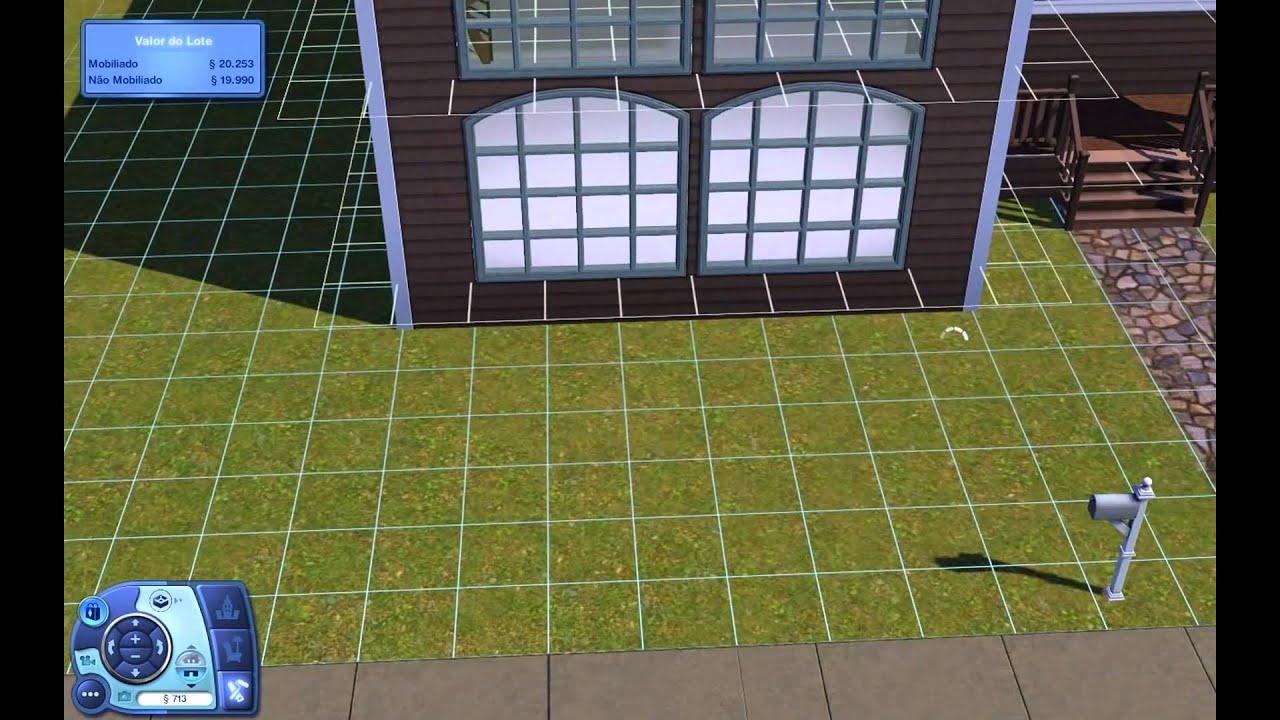 construindo casa cl ssica the sims 3 youtube