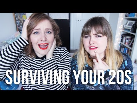 Surviving Your 20s | Moving, Finding A Job & Money | With Rosianna.