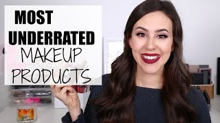 Underrated Makeup Products 2016 | Beauty with Emily Fox